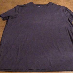 Apt. 9 Purple Short Sleeve Premier Flex T-Shirt XL